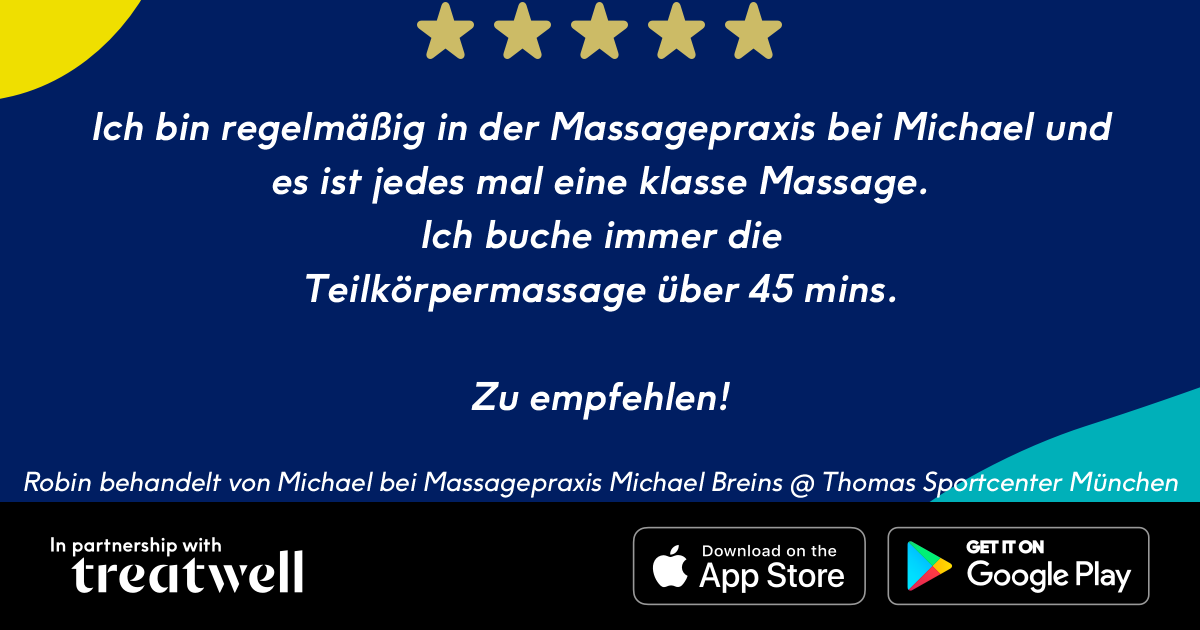 Massagepraxis Michael Breins @Thomas Sportcenter