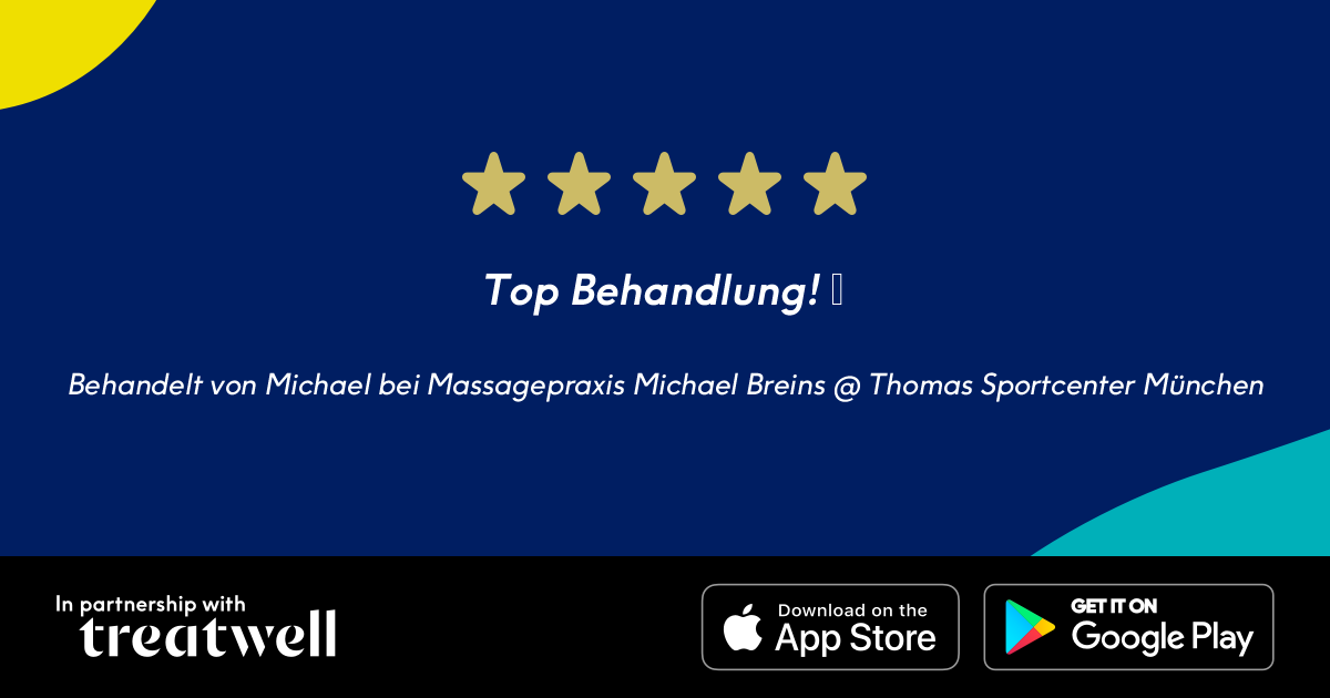 Massagetherapien by Michael Breins